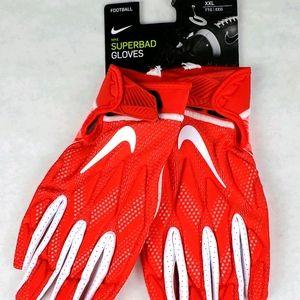 Nike Superbad Padded Football Gloves Men's